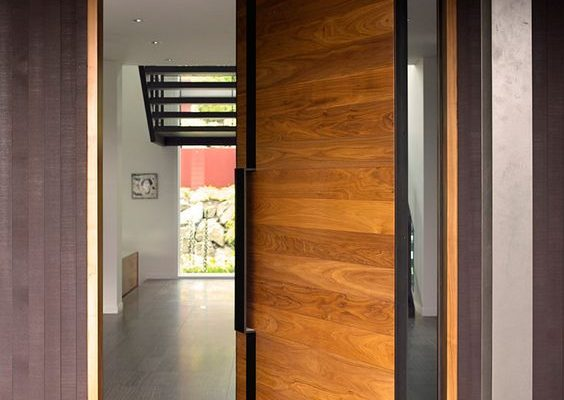 Medinių durų gamyba